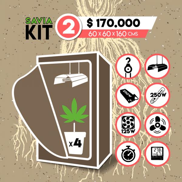savia growshop kit indoor 2