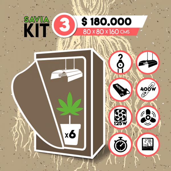 savia growshop kit indoor 3