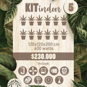 Kit Indoor 120x120x200
