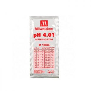 LIQUIDO CALIBRADOR PH 4.01 20ML.- MILWAUKEE