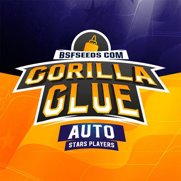 Auto Gorila Glue BSF- (x4)