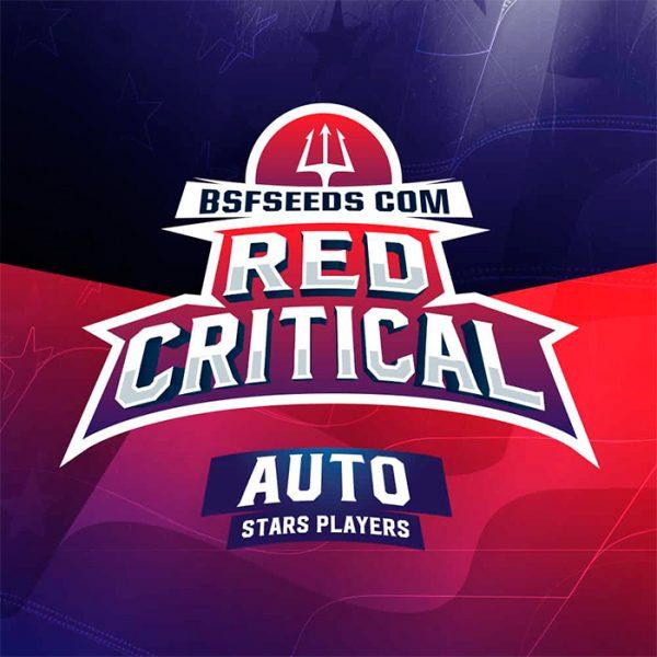 Auto Red Critical BSF - (x4)