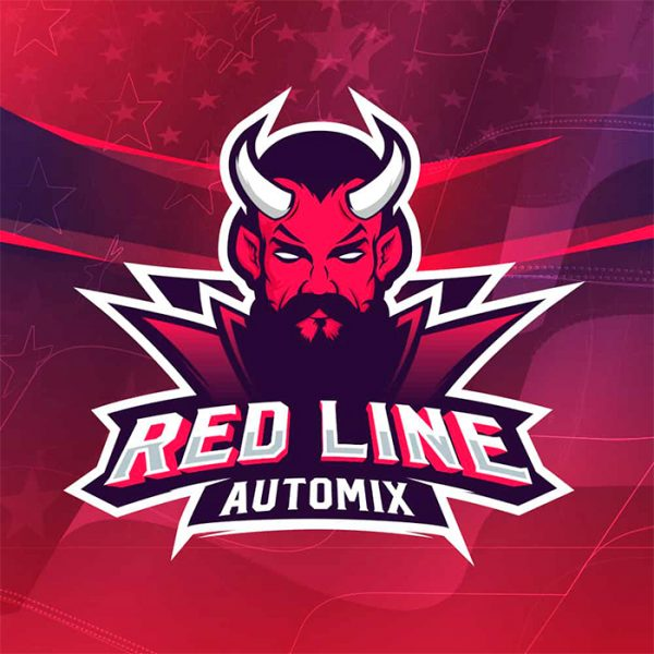 Auto Mix Red Line BSF - (x12)