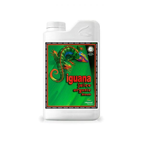 Iguana Juice Organic Bloom 1lt - Advanced Nutrients