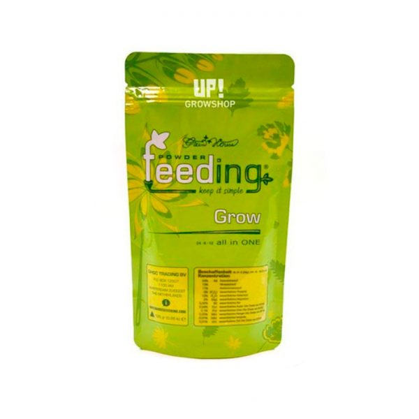 Feeding Grow Sachet 10gr - GreenHouse