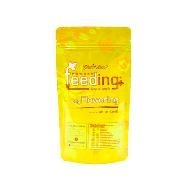 Feeding Sativo Sachet 10grs - GreenHouse