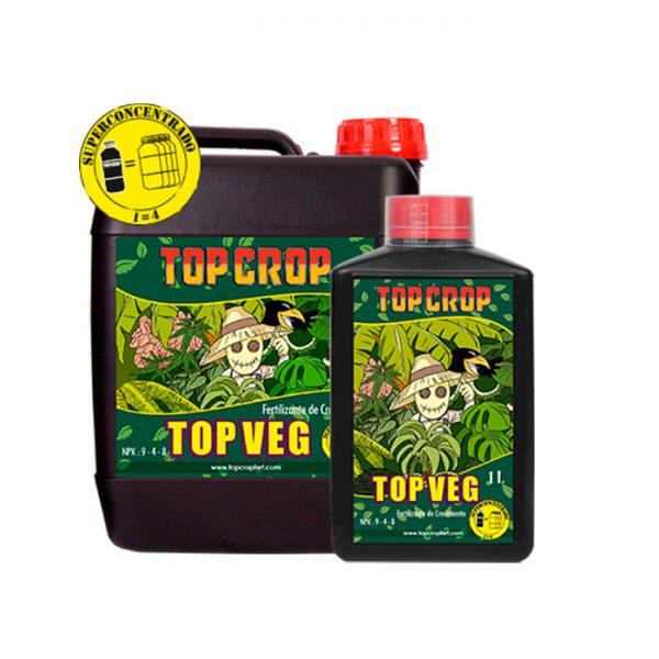 Top Veg 1lt - Top Crop
