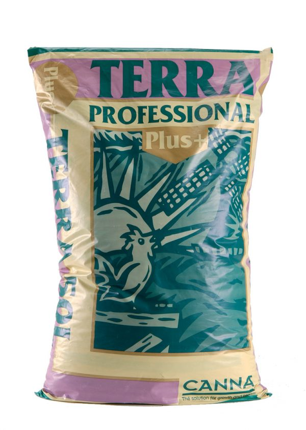 Terra Professional 50lts Canna