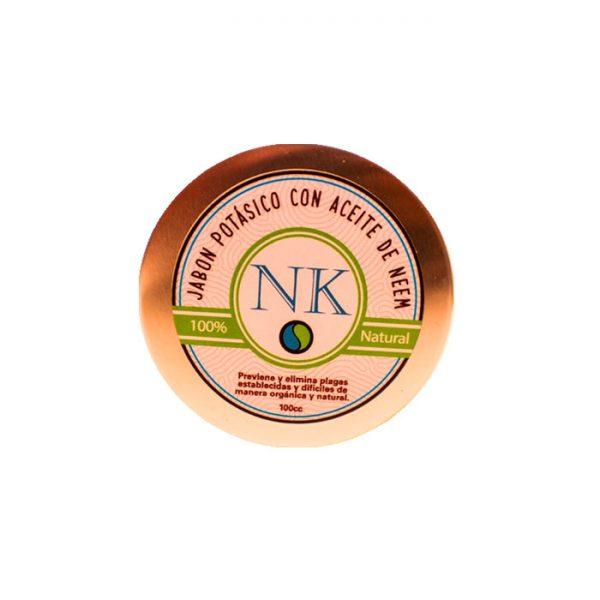 Jabón + neem K - 300cc