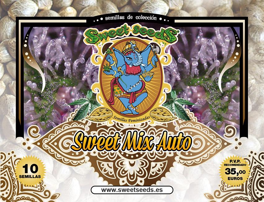 Auto Mix Sweet Seeds - (x10)