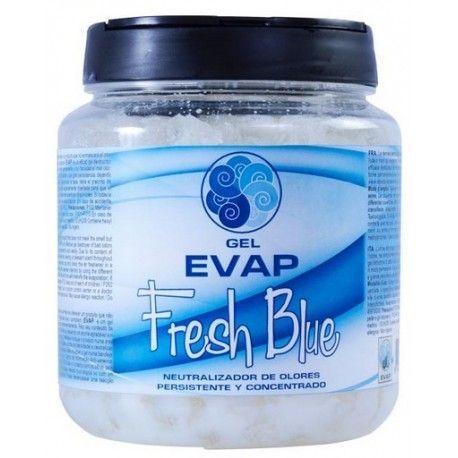 Ambientador Evap en gel 900 ml Eliminador de olores - Fresh Blue