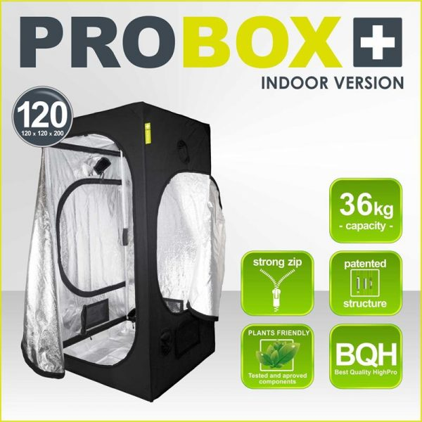ARMARIO PROBOX 120 GARDEN HIGHPRO (120X120X200)
