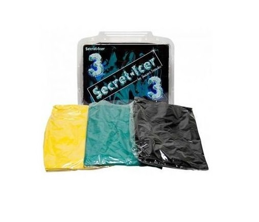 Bolsas de extracción resina (3 mallas) - Secret Icer