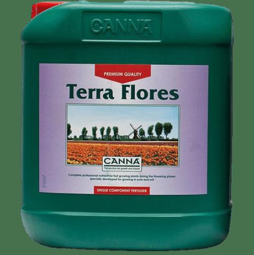 Terra Flores 5L – Canna
