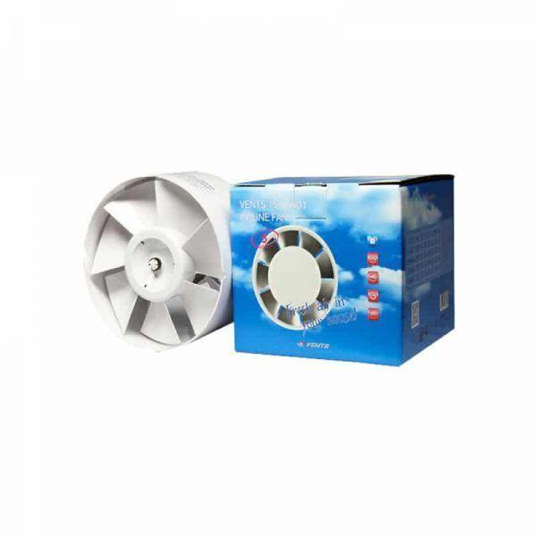 Extractor en línea 125mm Turbo - VENTS
