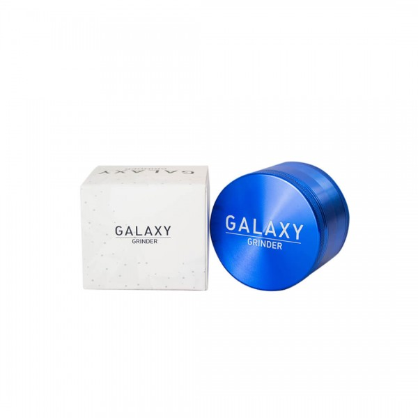 Galaxy Grinder 55MM Blue