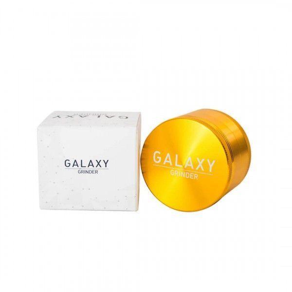Galaxy Grinder 55MM Gold