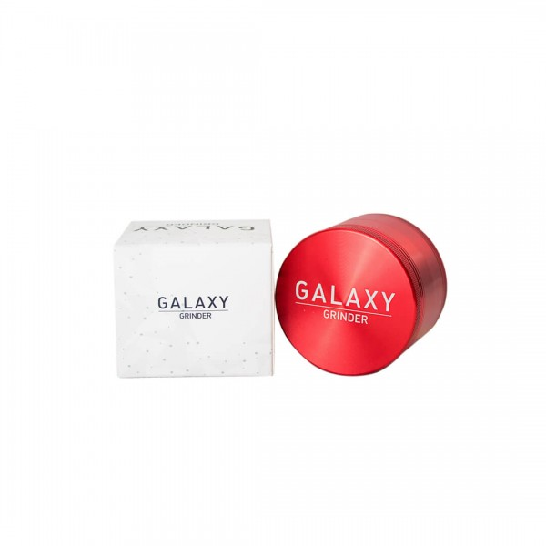 Galaxy Grinder 55MM Red
