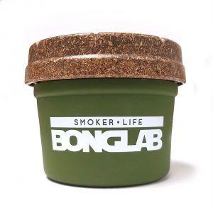 Jar verde cedro 4OZ-Bonglab