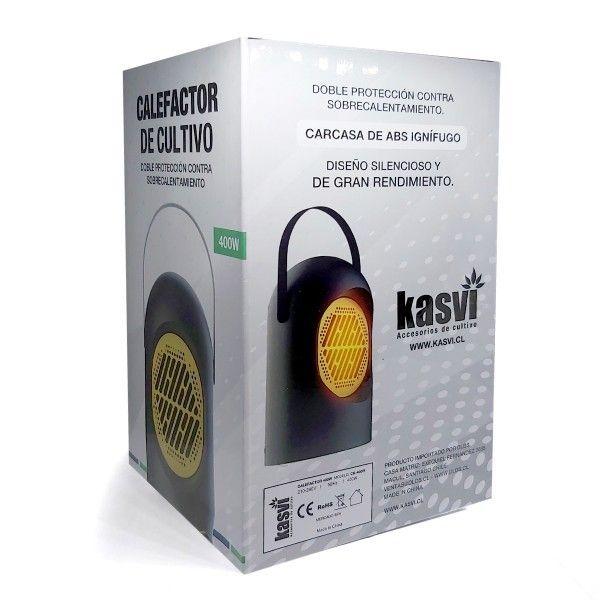 Calefactor de cultivo 400W - KASVI