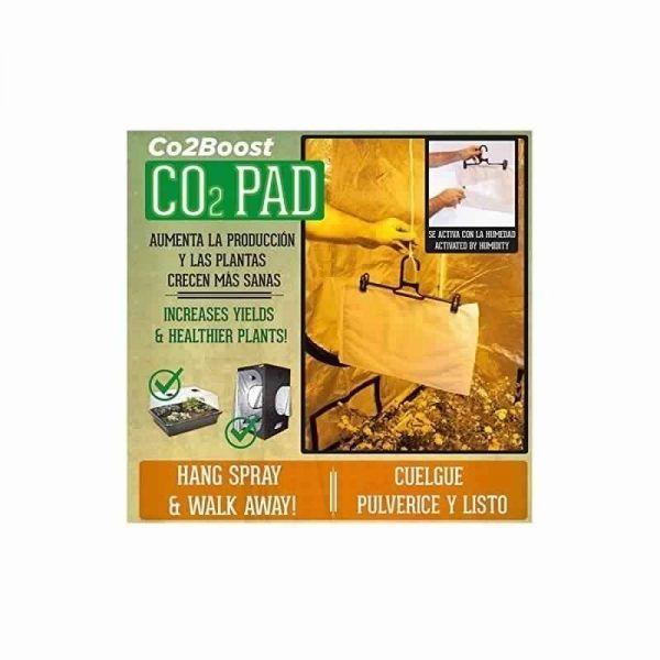 Kit Co2 Pad + Percha