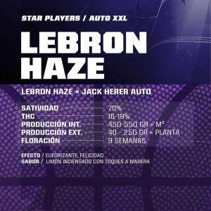 Auto Lebron Haze BSF – (x4)