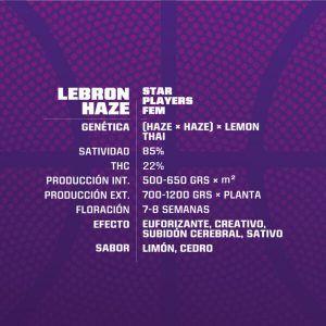 Lebron Haze fem BSF – (x4)