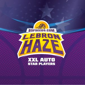 Auto Lebron Haze XXL BSF - (x2)