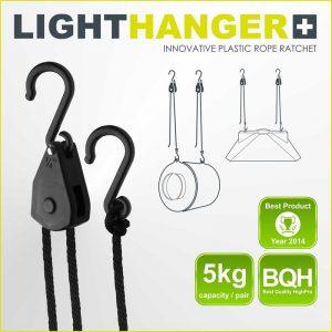 Poleas Lighthanger 5Kg - Garden Highpro