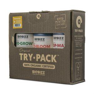Trypack Indoor 250ml c/u – BioBizz