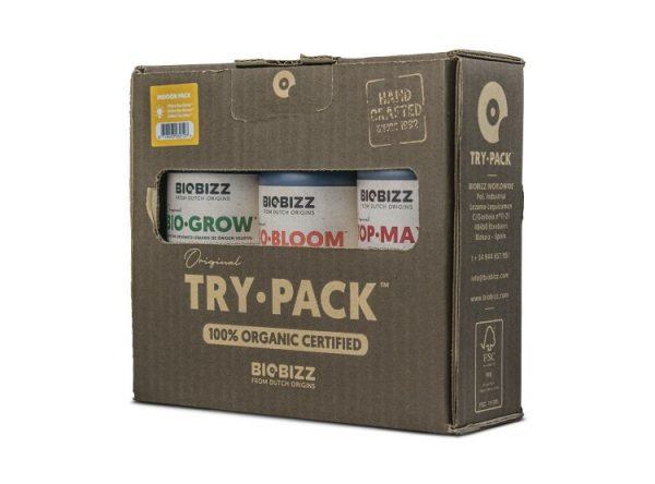 Trypack Indoor 250ml c/u - BioBizz