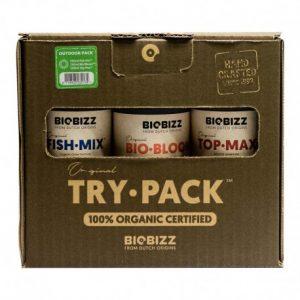 Trypack Outdoor 250ml c/u – BioBizz